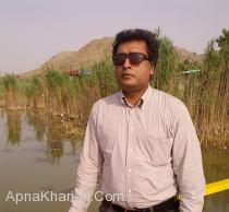 Aziz A. Khan from kharian